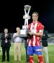 FutbolAtlético de madrid y Sporting de Lisboa diputan la final del Trofeo Ibérico en el Nuevo Vivero