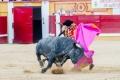 Ferrera, 6 toros en Solitario Ganadería: Victorino