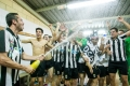 deportes, Futbol, CD Badajoz 1905, La Estrella, Fase de ascenso. celebración del Ascenso