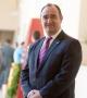 Valentin Cortes, Presidente de la Diputacion de Badajoz