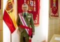 general Dacoba, imposición de faja. semana de las fuerzas armadas,