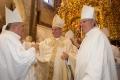 D. Celso Morga Iruzubieta en su nombramiento como arzobispo-coadjutor de Mérida- Badajoz en la Catedral de Badajoz