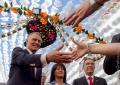fiestas do povo, campomaior, presidente de la República de Portugal el Profesor Dr. Aníbal Cavaco Silva, monago presidente de la junta de extremadura