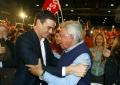 MITIN DEL PSOE EN BADAJOZ