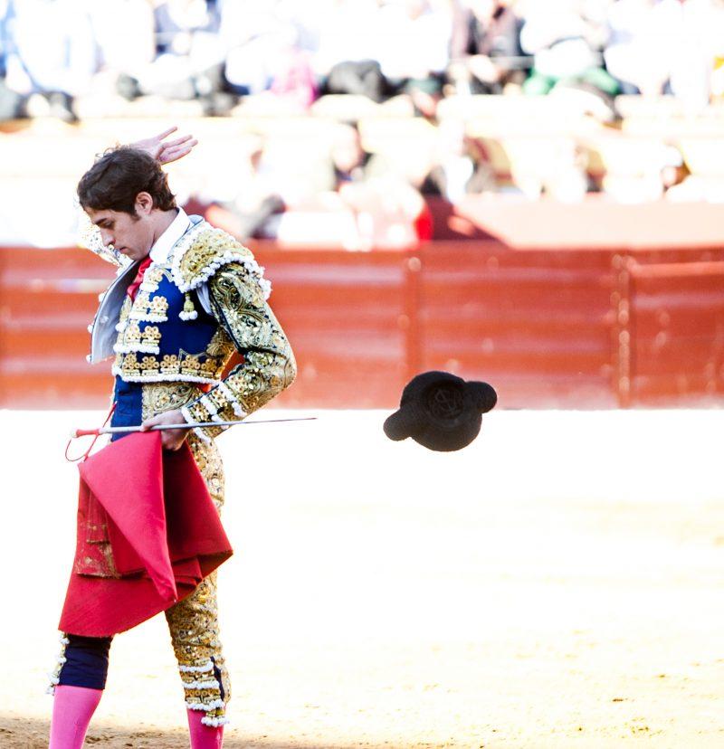 Olivenza, Tulio Salguero. Ganadería:Miguel Ruiz